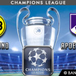 Prediksi Dortmund vs Apoel Nicosia