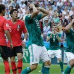 Posisi Jerman di Ranking FIFA Melorot Tajam