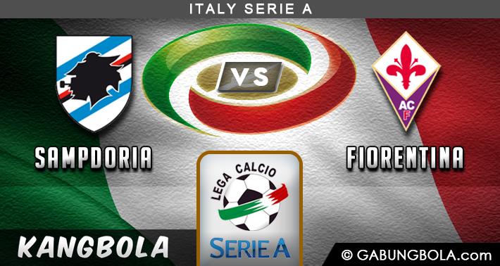 Prediksi Sampdoria vs Fiorentina