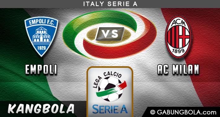Prediksi Empoli vs AC Milan