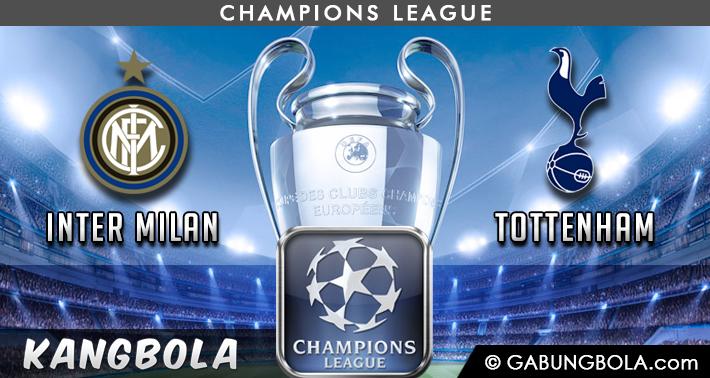 Prediksi Inter Milan vs Tottenham