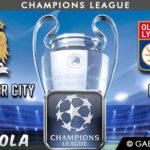 Prediksi Manchester City vs Lyon