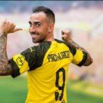 Paco Alcacer Akan Perpanjang Kontraknya di Dortmund