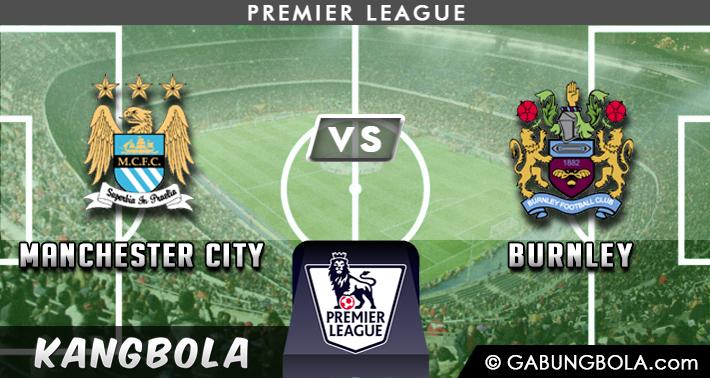 Prediksi Manchester City vs Burnley