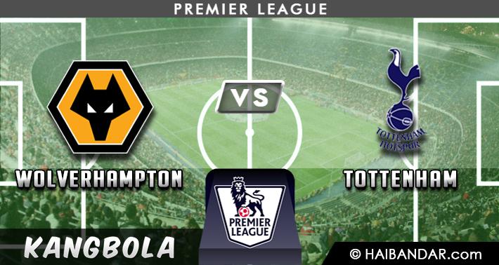 Prediksi Wolverhampton vs Tottenham