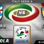 Prediksi Sampdoria vs Chievo