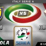 Prediksi Chievo vs Fiorentina