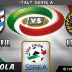 Prediksi Sampdoria vs Udinese