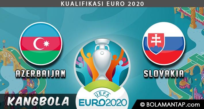 Prediksi Azerbaijan vs Slovakia