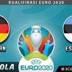Prediksi Jerman vs Estonia