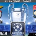 Prediksi Benfica vs Lyon