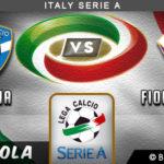Prediksi Brescia vs Fiorentina