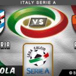 Prediksi Sampdoria vs Roma