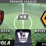 Prediksi Bournemouth vs Wolverhampton