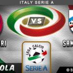 Prediksi Cagliari vs Sampdoria