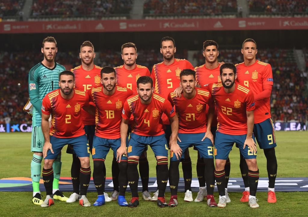 Euro 2020: Jadwal, Sejarah, Prestasi Timnas Spanyol ...