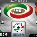 Prediksi Atalanta vs Roma
