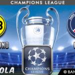 Prediksi Dortmund vs PSG