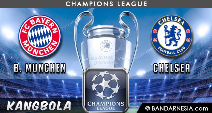 Prediksi Bayern Munchen vs Chelsea