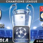 Prediksi Juventus vs Lyon