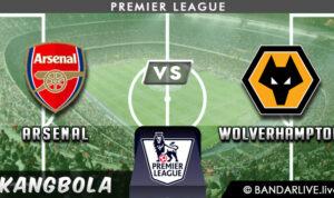 Prediksi Arsenal vs Wolverhampton